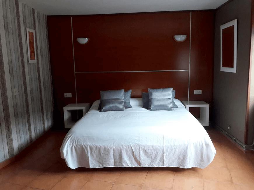 Habitaciones de uso individual o doble 2
