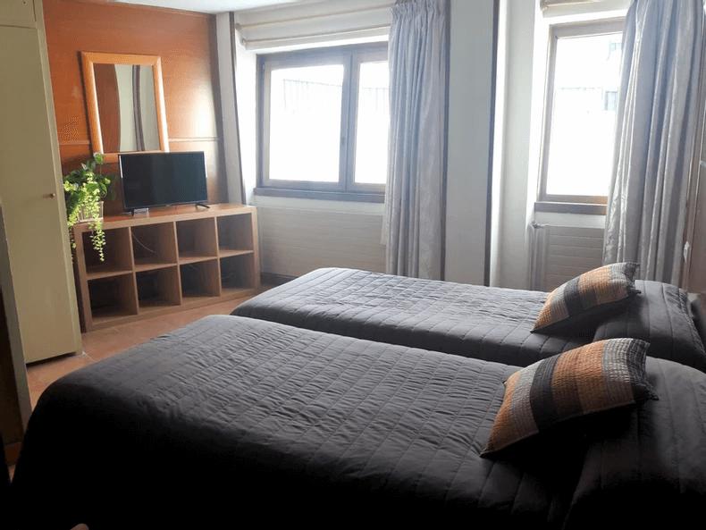 Habitaciones de uso individual o doble 5